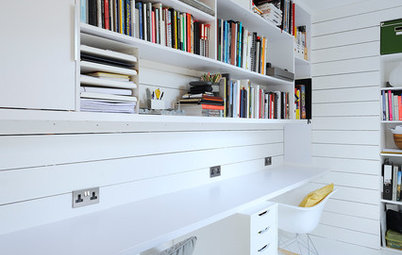 9 Clever Storage Ideas for Your Home Office