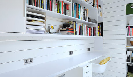 Clever Storage Ideas for Your Home Office