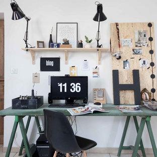 Réalisation d'un bureau urbain avec un bureau indépendant.