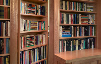 How to Create a Secret Doorway Behind a Bookcase