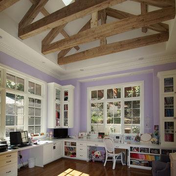 Hillsborough Interiors for an English Tudor Home