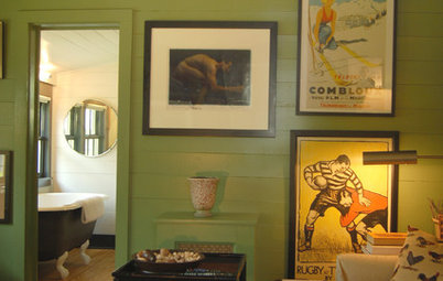 Set Rooms Racing With Olympic-Style Sports Decor
