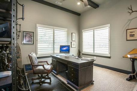 Desk - Contemporary - Desks & Writing Bureaus - by Direct Furniture