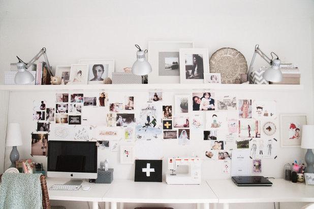 Modern Home Office Home in Copenhagen, Denmark