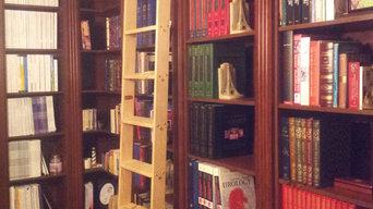 Home Library Boucherville