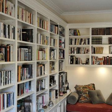 Home Library in Preston