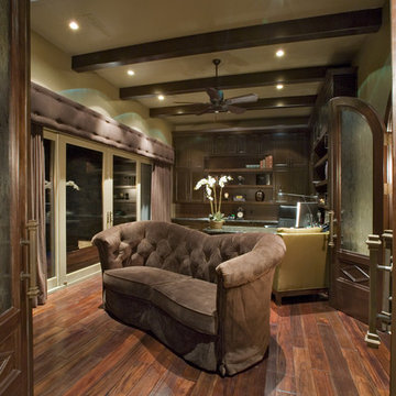 Home Office | Anthem | 03102 by Pinnacle Architectural Studio