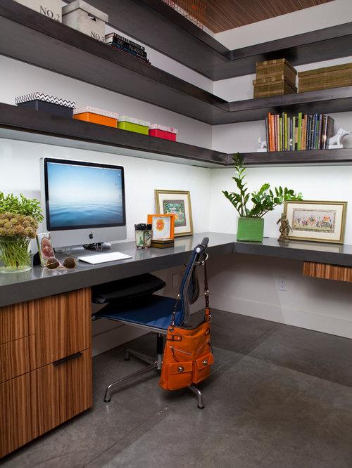Blue Office Houzz