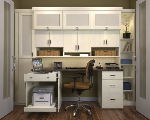 SaveEmail  Closet Factory  195 Reviews  Home Office. Custom Office Furniture   Houzz