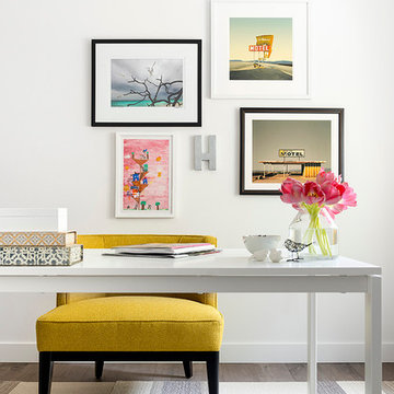 HOME OFFICE | Contemporary Home Remodel Part Three