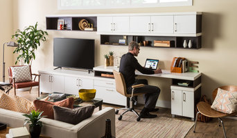 HOME OFFICE + CRAFT ROOMS