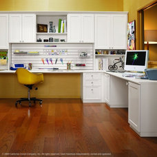 Home Office by California Closets