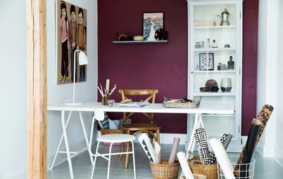 9 Simple Ways to Give Your Home Office a Speedy Refresh