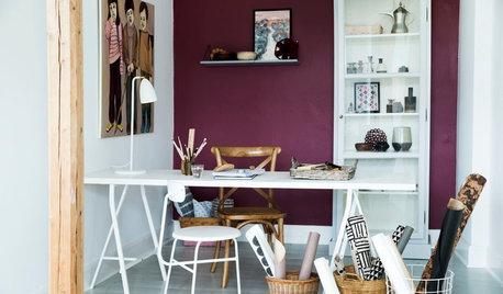 Simple Ways to Give Your Home Office a Speedy Refresh