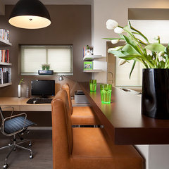 home office by Elad Gonen & Zeev Beech