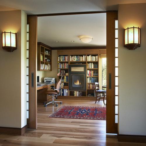Translucent Doors