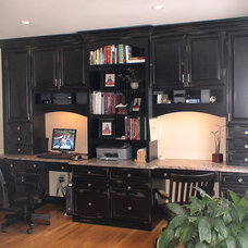 Traditional Home Office by Fairview