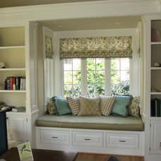Traditional Home Office by Stohlman & Kilner Remodeling Contractors