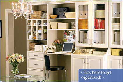 traditional home office Home Office Inspiration