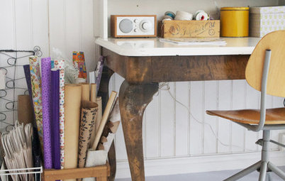 Make Holiday Tasks Fun With a Dining Table Takeover