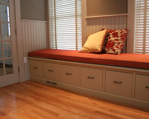 Filing Cabinet Bench | Houzz