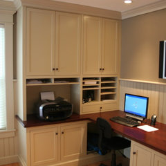 traditional home office by Jewett Farms & Company