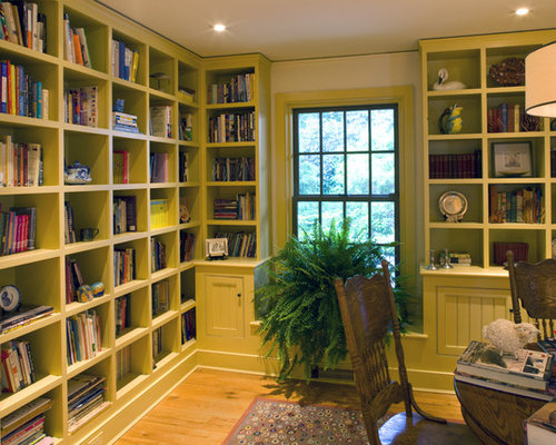 Home Office Library Design Ideas Remodel Pictures Houzz: traditional home library design ideas