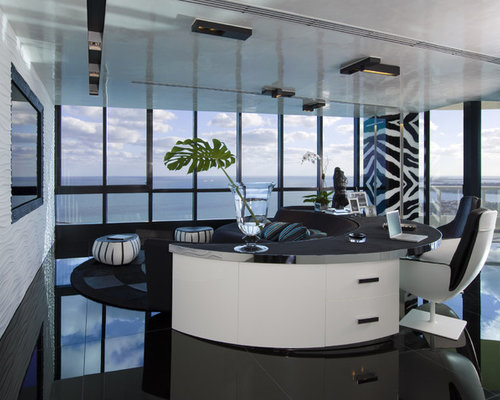 Home Office Living Room | Houzz