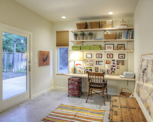 Home Office Shelving Design Ideas  Remodel Pictures  Houzz