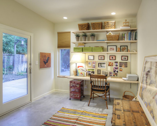 home office shelving | houzz