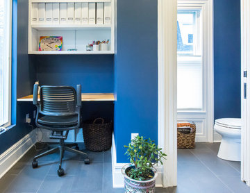 Home Office/ Powder Room