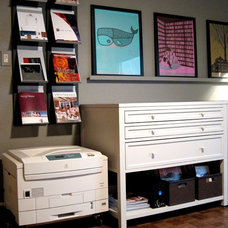 Modern Home Office Home Office Remodel