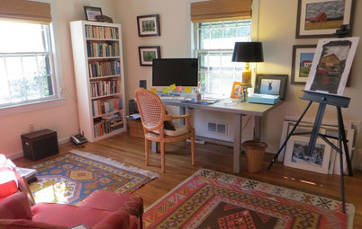 A Writer Updates a Home Office to Energize Her Creative Life