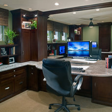 Home Office by Robeson Design