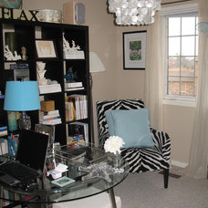 Home Office by Second Wind Interior Design