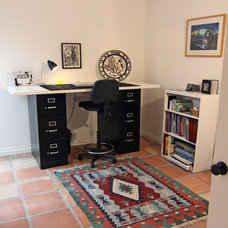 Southwestern Home Office by Shelley Gardea