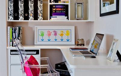 Travailler à la maison : 10 astuces pour maximiser un petit espace