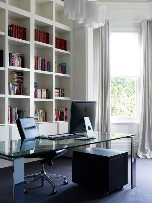 Fine Private Office Ideas Pictures Remodel And Decor Largest Home Design Picture Inspirations Pitcheantrous