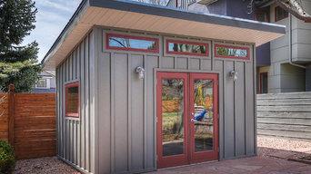 Home Office / Studio -- Exterior