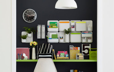 ホームオフィスを使いやすく整理する9の秘訣