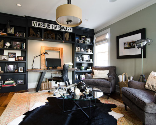 Virtual home office design ideas remodels photos for Virtual office design