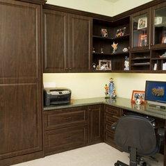 Valet Custom Cabinets & Closets - Larry Fox - Campbell, CA, US 95008
