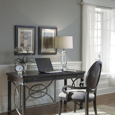 Traditional Home Office by Wolf Furniture