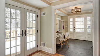 Home Offices - Off Mudroom