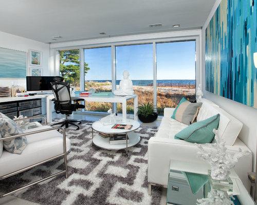 Best zen office decorating home office design ideas remodel pictures houzz - Zen office decorating ideas ...