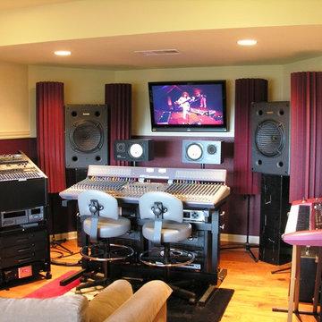 Home Theater, recording studio