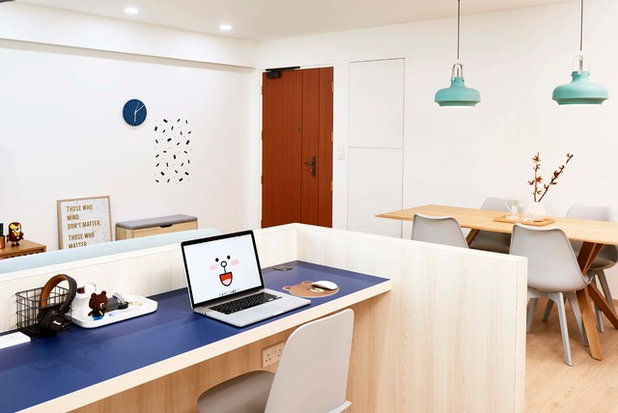 Home Office by Studio FortyFour