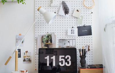 家を整えて気分一新。生産性を高めるための9つのアイデア