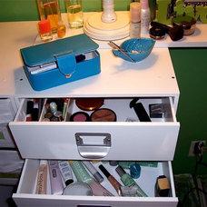 Modern Home Office Homemade Makeup Vanity