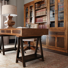 Traditional Home Office by Horchow